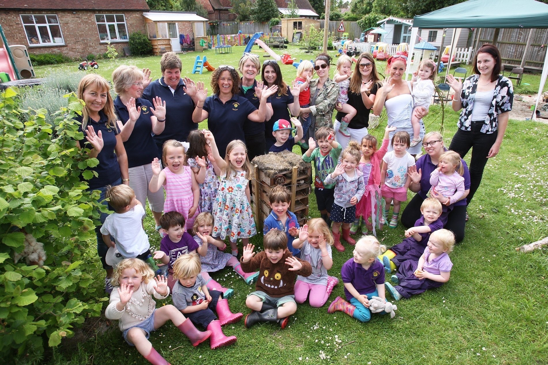 Southdown Nursery and Forest School